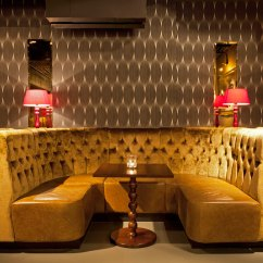 Restaurant Sofa Booth Seating Air Bed Mattress Nightclub Furniture And Fitz Impressions