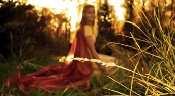 autumn river fairy