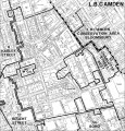 East Marylebone and Harley Street Map