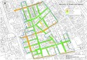 East Marylebone Road Map