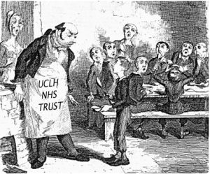 The Workhouse in Dickens' day