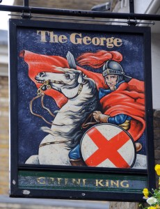 The George, 55 Great Portland Street (corner of Mortimer Street)