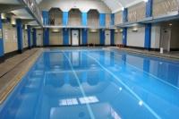 1920s swimming pool.