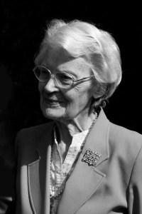 Photograph of May Hamilton-Eddy.