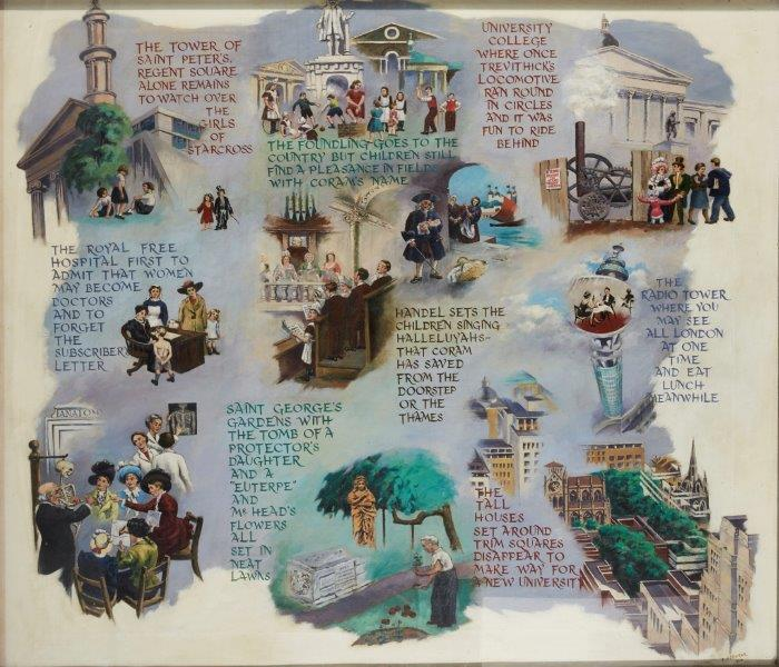 Image of Bloomsbury & Fitzrovia.