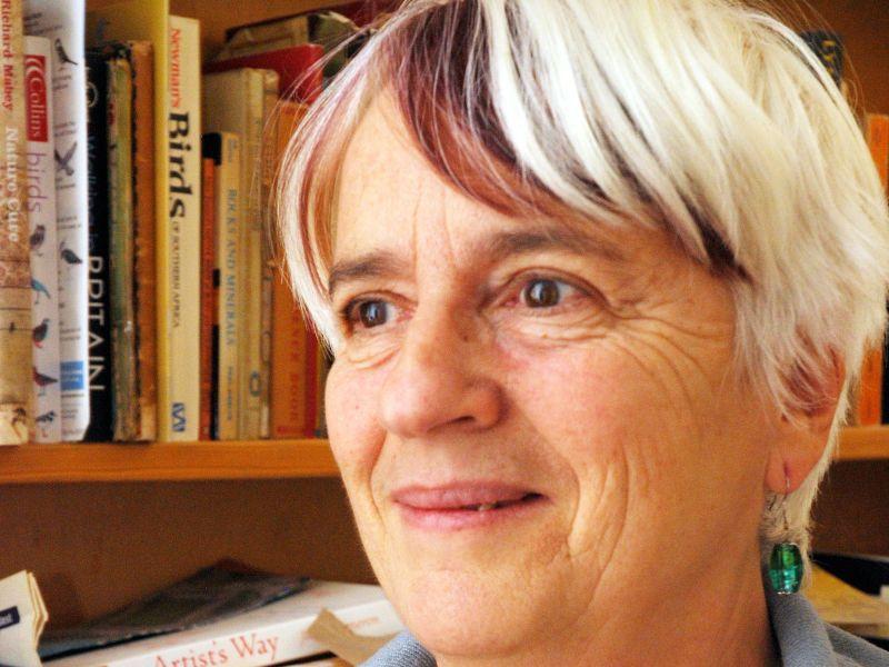 Author Jennifer Kavanagh.
