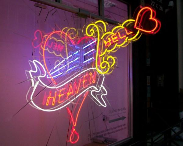 Linger In Neon Signs Pretty Fitzrovia