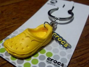 crocs-keychain