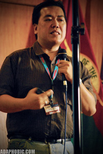 Speaking at iBlog 5