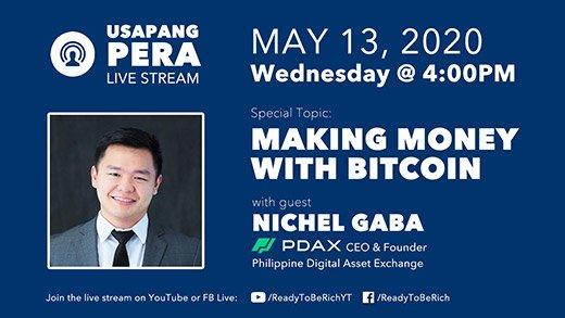 Seminário Online GRATUITO: Como ganhar dinheiro com Bitcoin 18