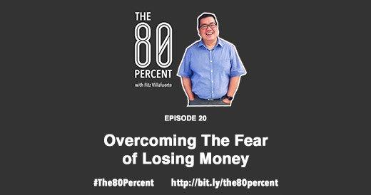 Superando o medo de perder dinheiro (episódio 20) 3