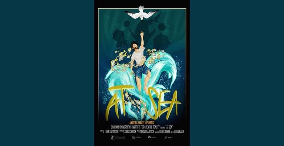 At Sea Poster, 16x9