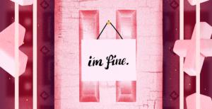 Im Fine poster