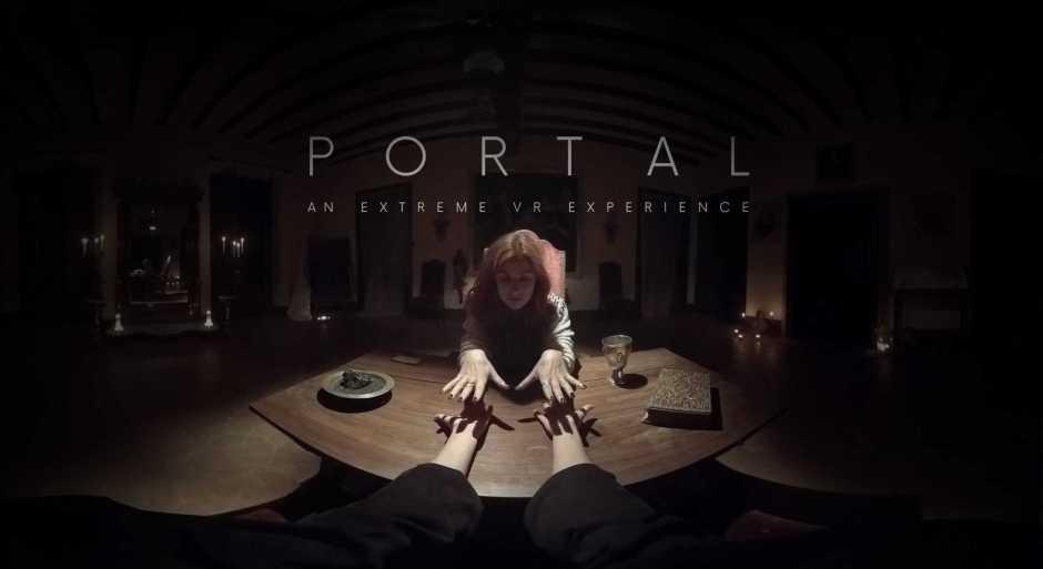 Portal poster - FIVARS 2018