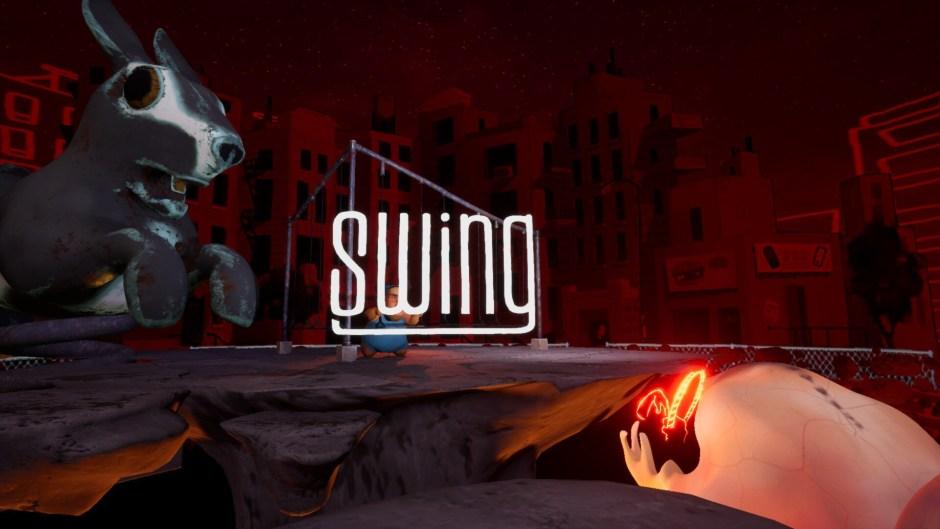 Swing VR poster