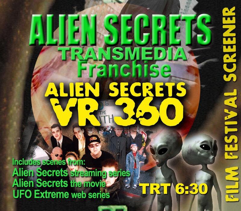 Alien Secrets VR 360 Experience