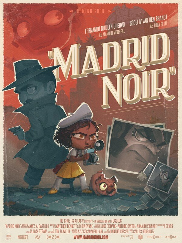 Madrid Noir