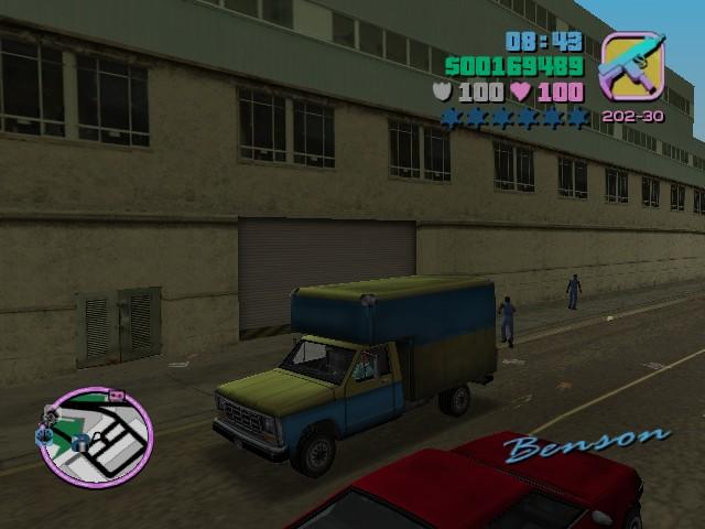 GTA San AndreasVice City