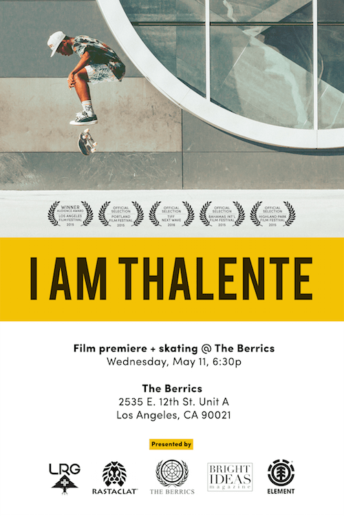 More Than Just Survival: A Review of Natalie Johns' Documentary I Am Thalente