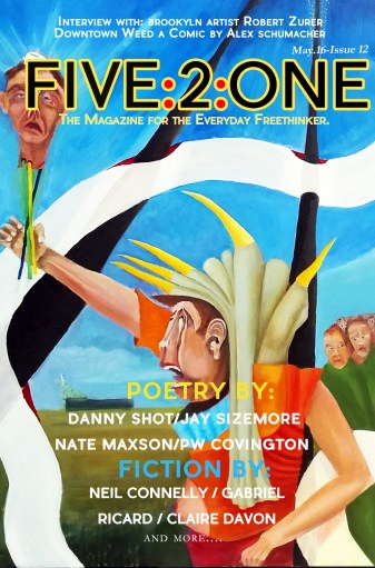 Current Issue of Five 2 One Magazine: Issue 12