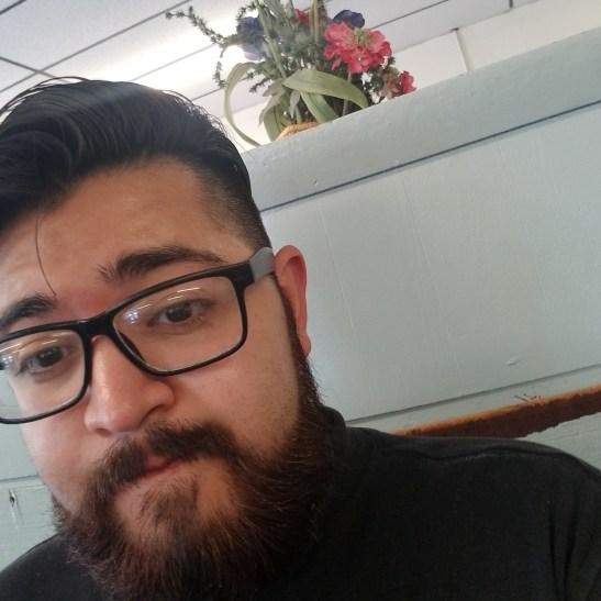 Writer and poet Mateo Lara
