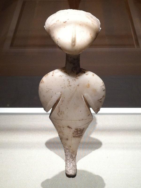 Cycladic Art Five