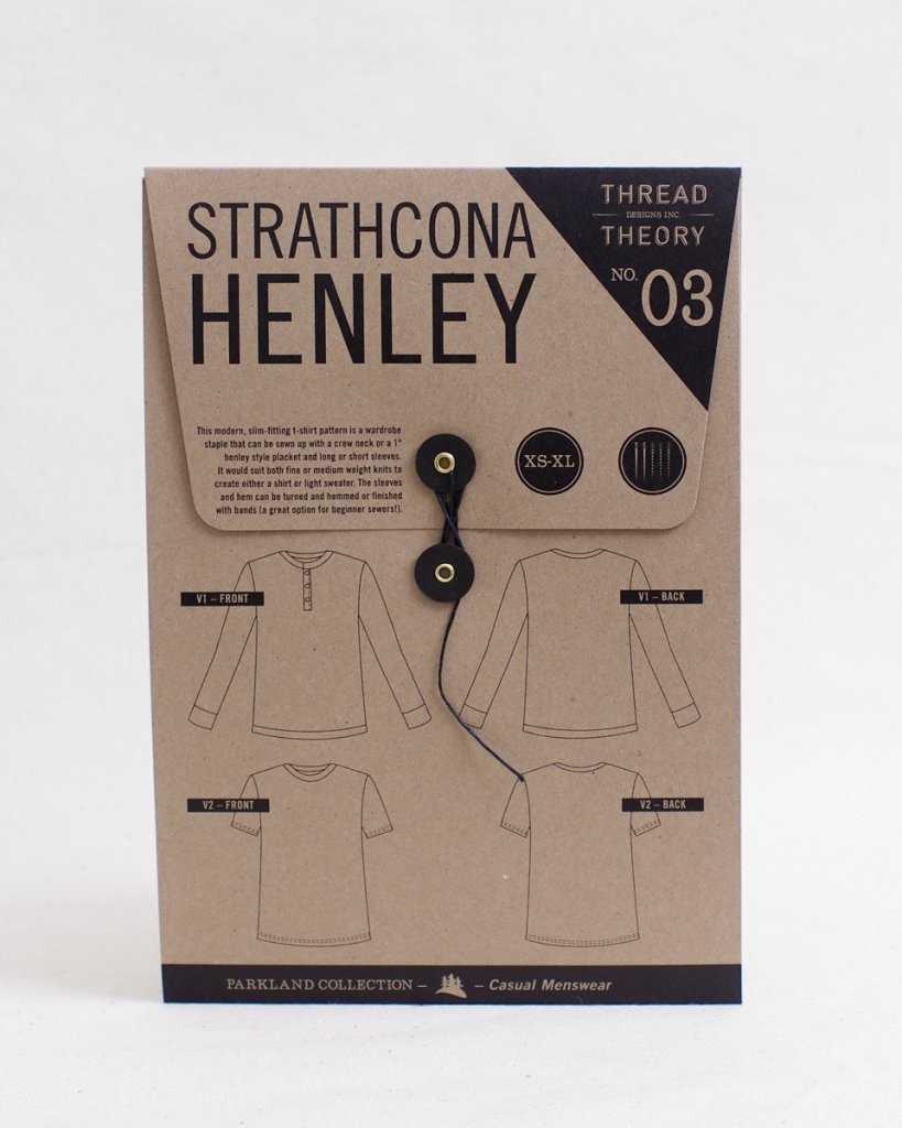 Thread Theory <br>Strathcona Henley