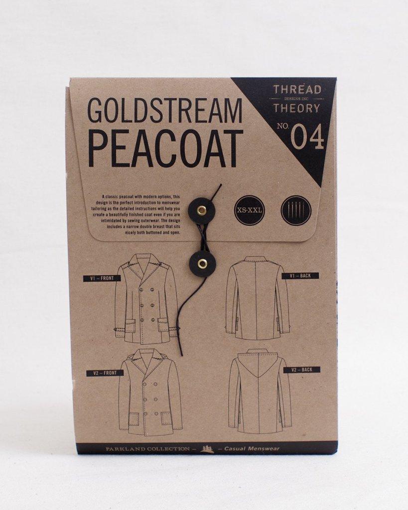 Thread Theory <br>Goldstream Peacoat