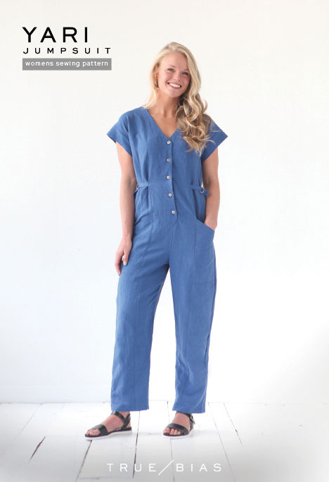 True Bias <br>Yari Jumpsuit