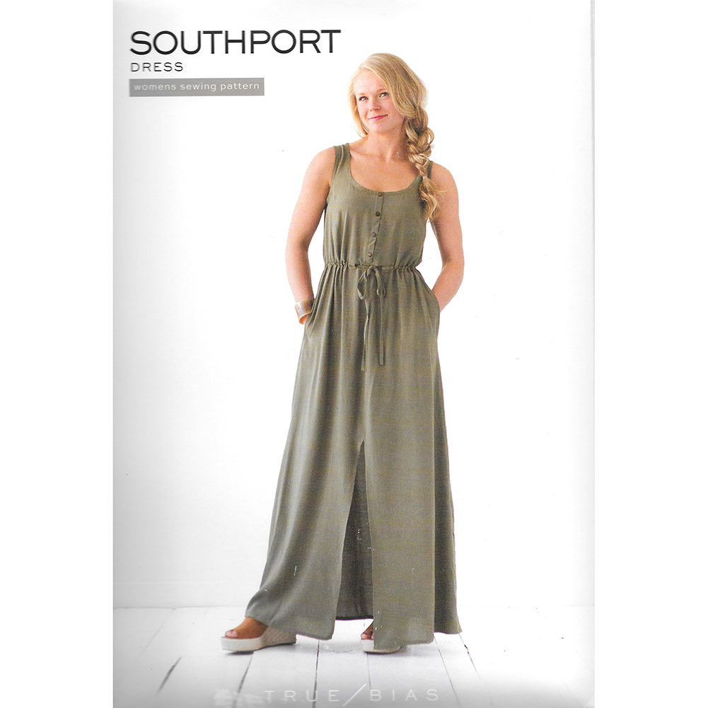 True Bias <br>Southport Dress