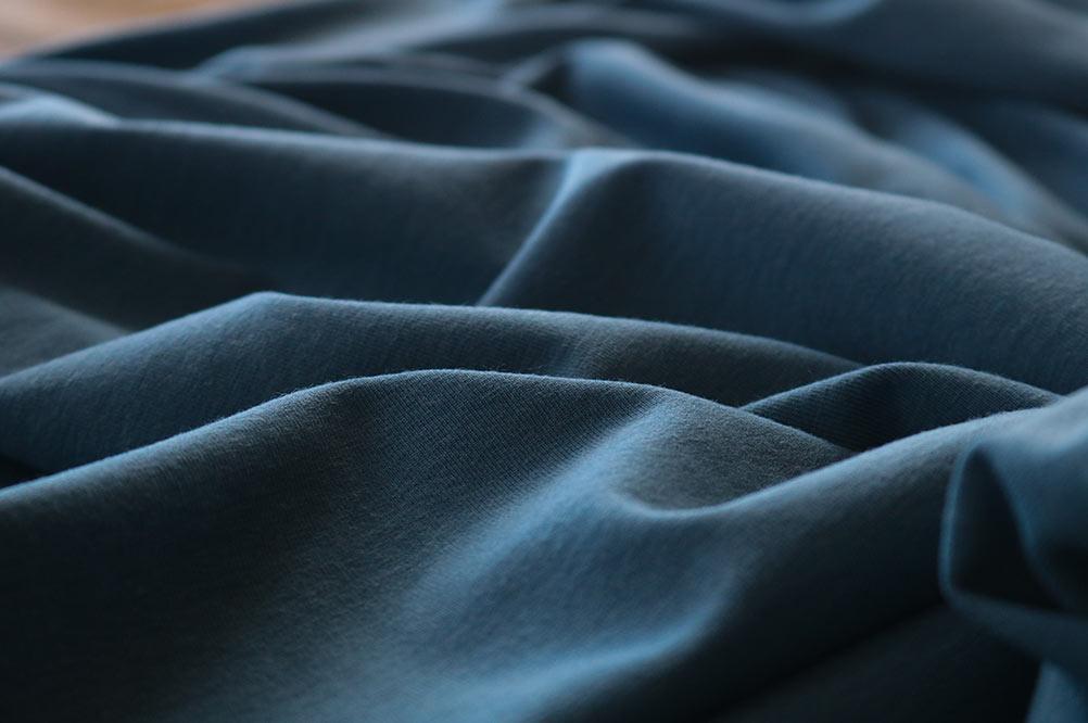 Tencel Organic Cotton Jersey - Stellar 1.06 metre remnant