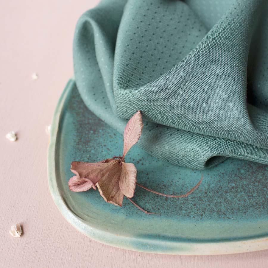 Atelier Brunette Dobby Viscose - Cactus