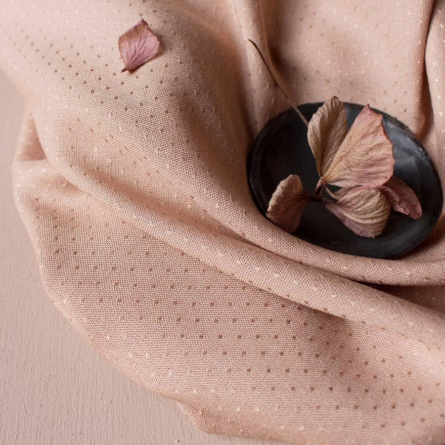 Atelier Brunette Dobby Viscose - Maple