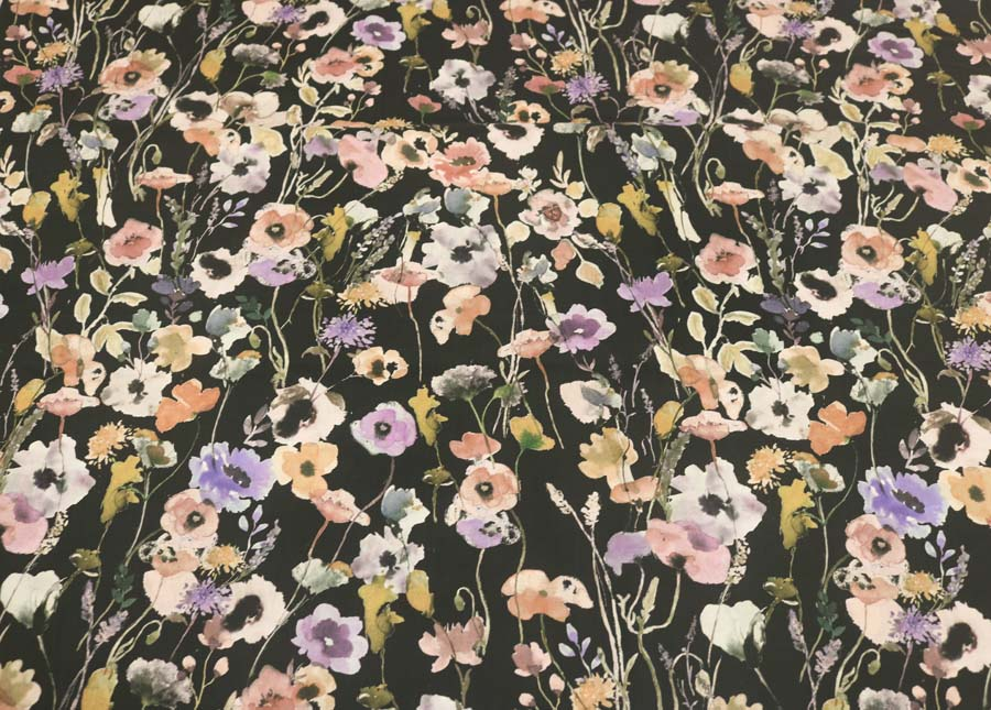 Lady McElroy <br>Watercolours - Dusk Marlie-Care Lawn