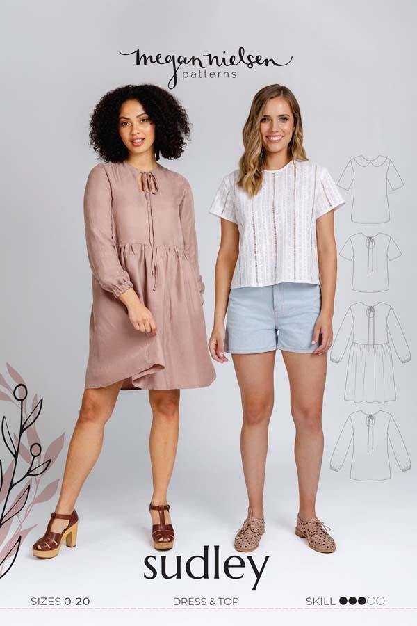 Megan Nielsen Sudley Dress & Blouse