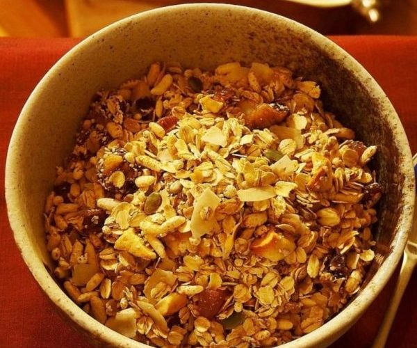 Five Beans Food famous muesli