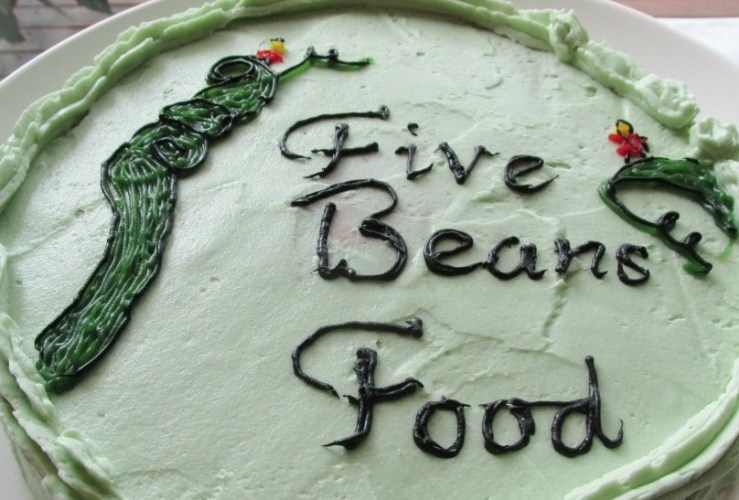 Welcome to the official opening of Five Beans Food (or, why I started a blog)
