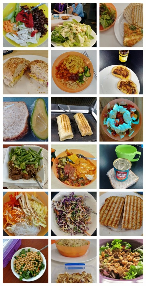 http://fivebeansfood.com/wp-content/uploads/2016/1Look at all these ideas for work lunches from the super simple to a little bit fancy