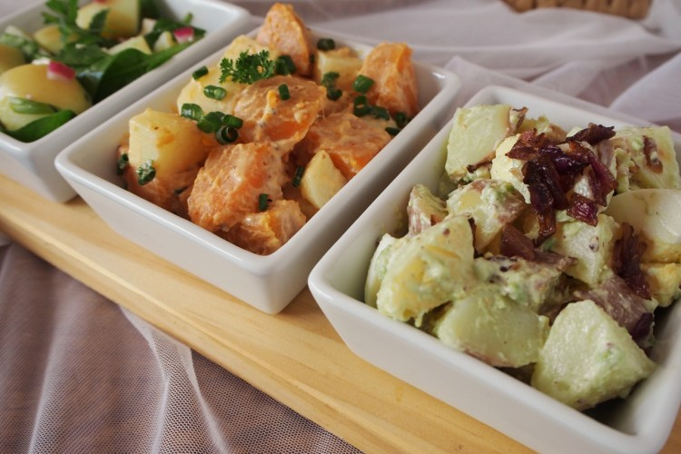 Potato Salad – 3 fresh versions of this classic salad