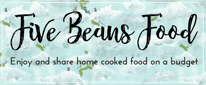 Five Beans Food - Enjoy and share home cooked food on a budget