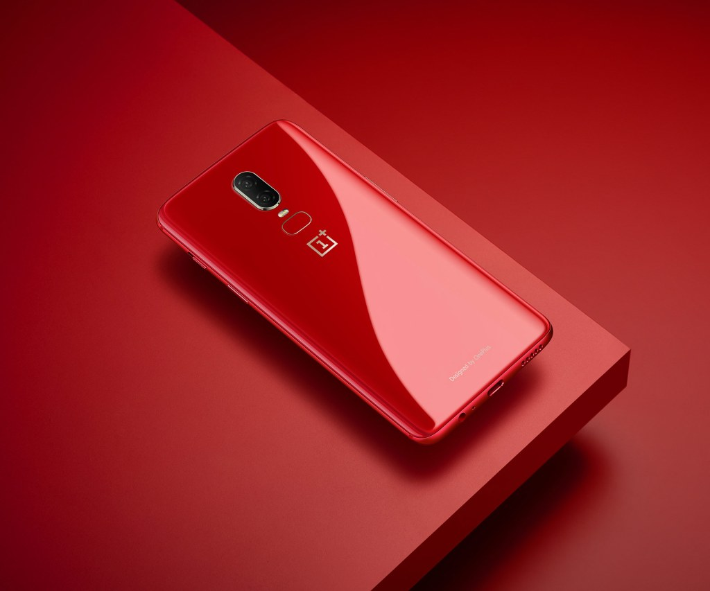 oneplus red