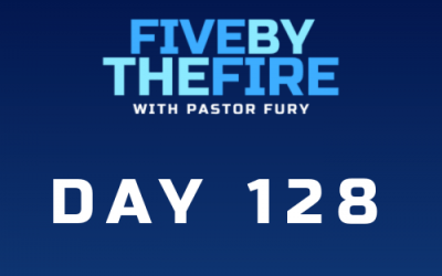 Day 128 – Answering the Call