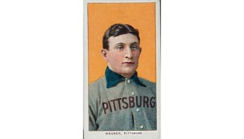 Video The Holy Grail Of Baseball Cards Honus Wagner T206 And A
