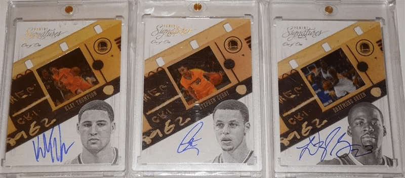 Golden State Warriors 1/1