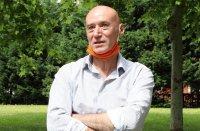 Romolo Fieschi Coordinatore regionale Movimento Ligure Gilet Arancioni