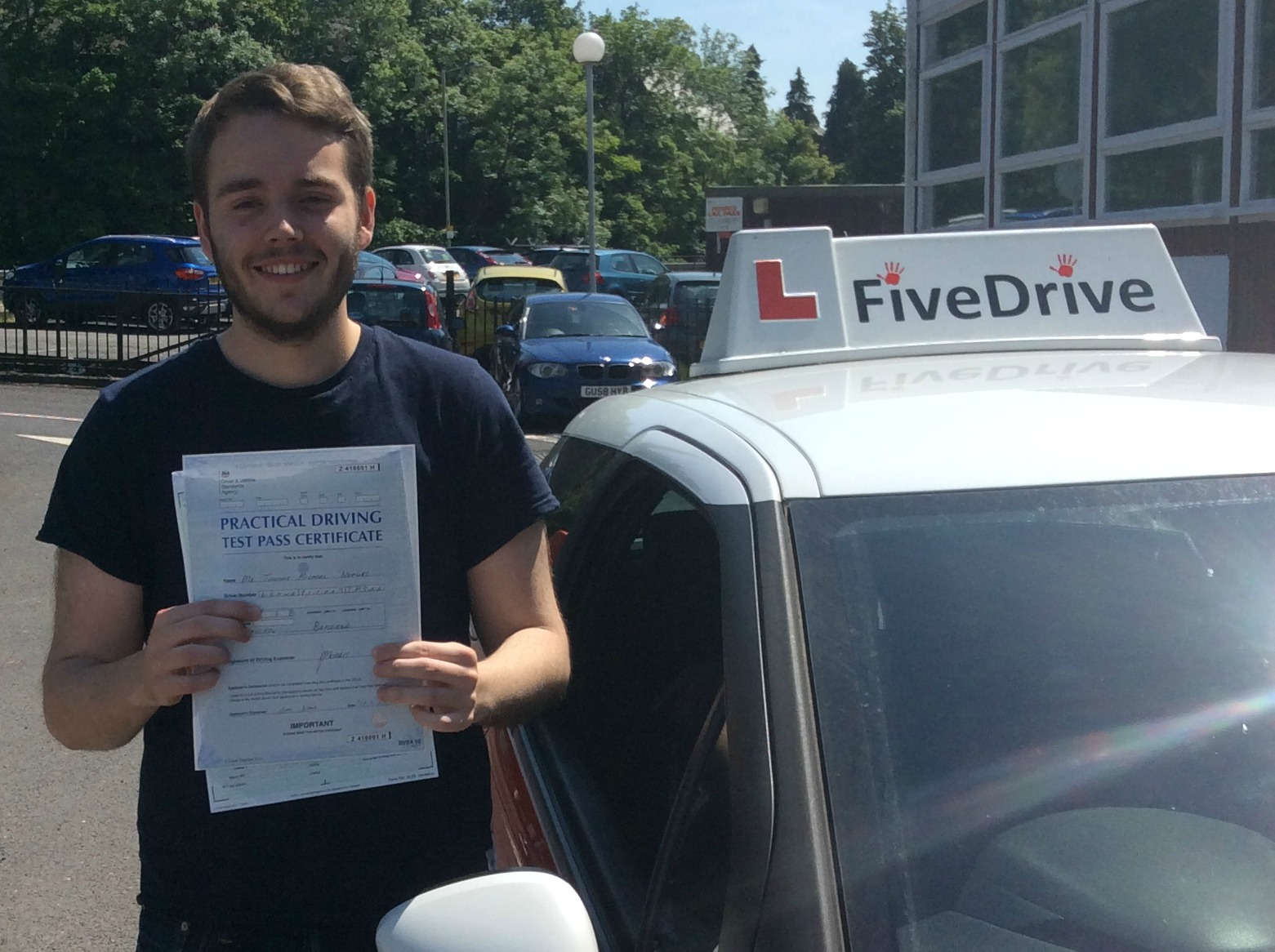 driving tuition in the bridgend area