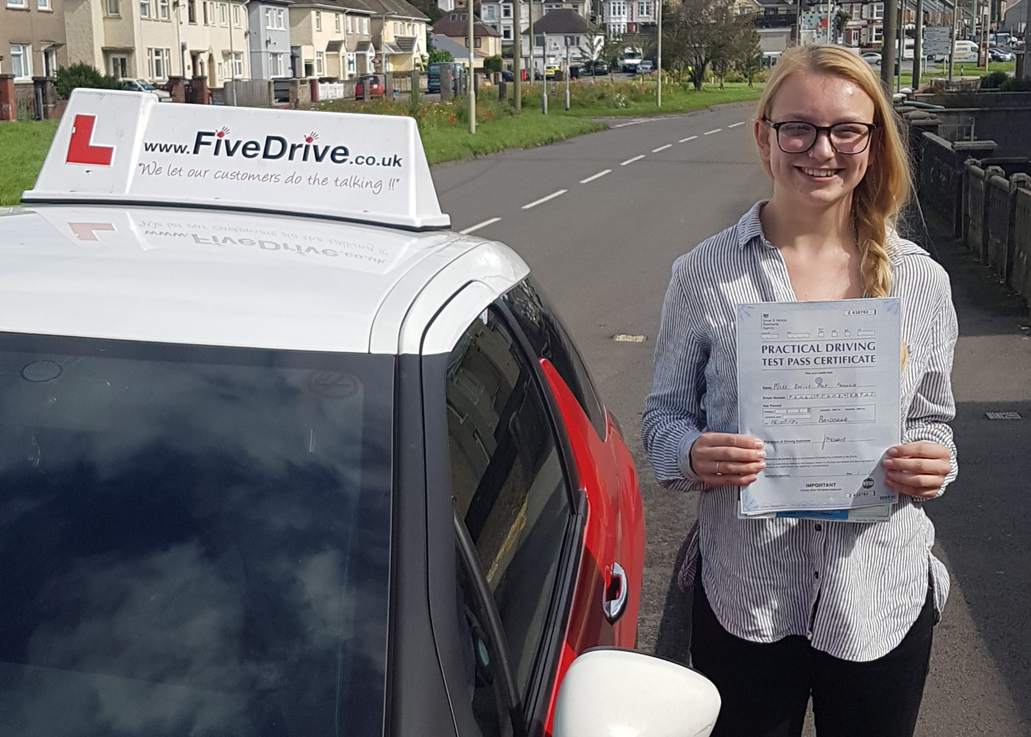 cheap driving instructor in porthcawl