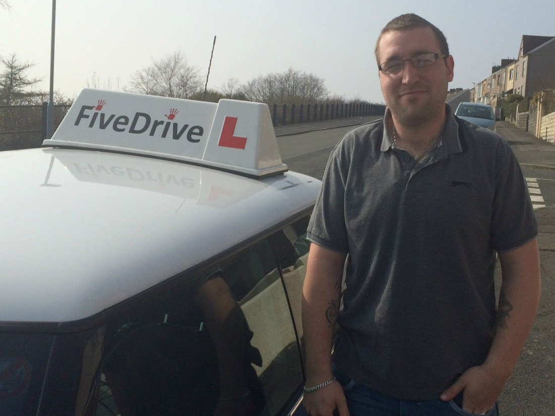 pass your driving test - driving instructor