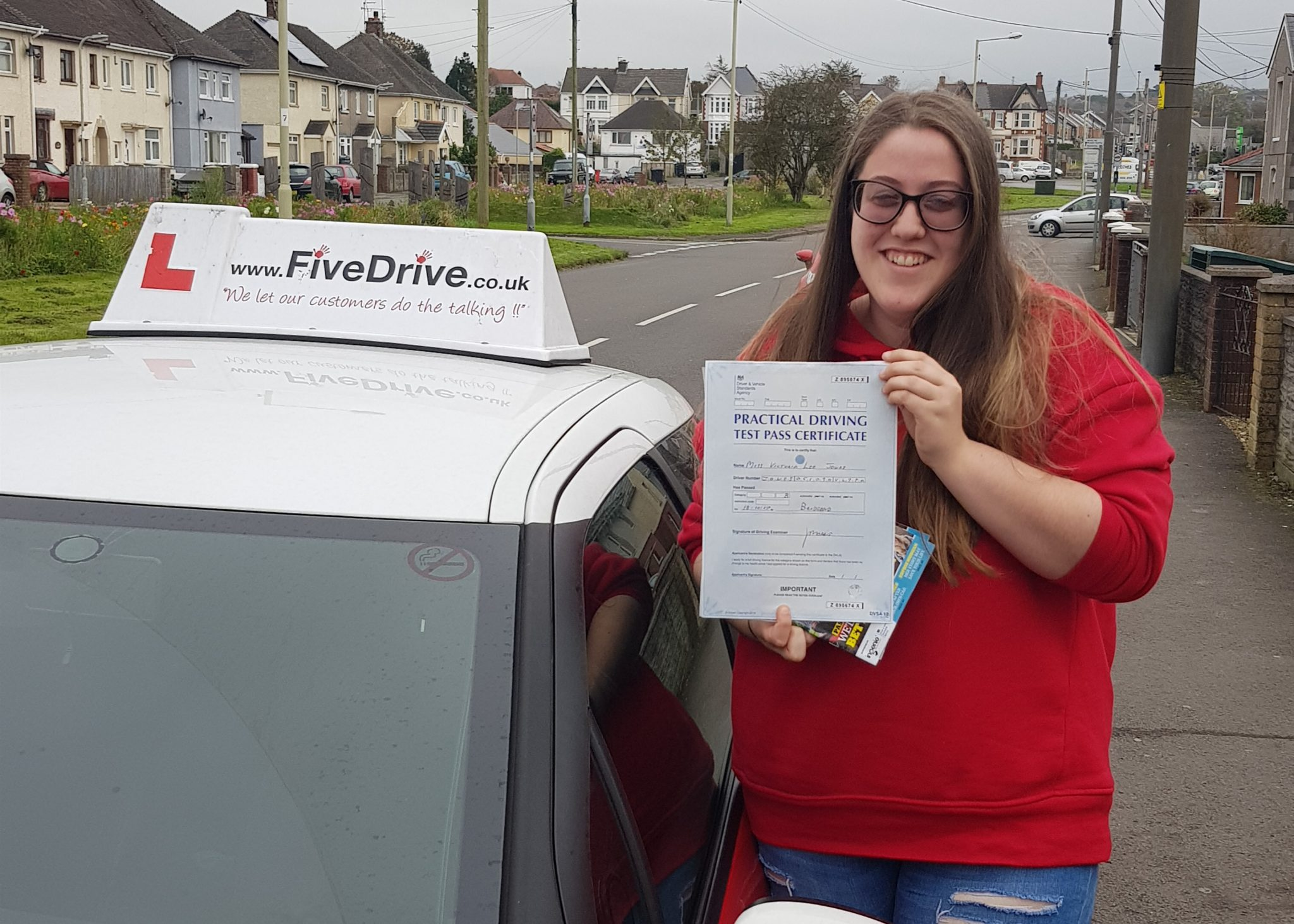 Driving Lessons Bridgend Victoria Jones