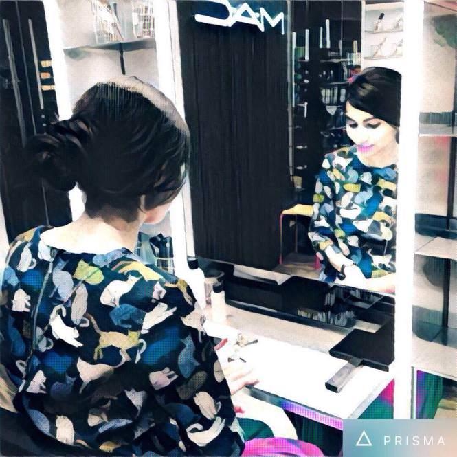 prisma app fashion